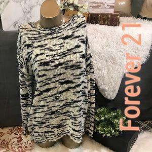 Forever 21 Sweater. NEW!!
